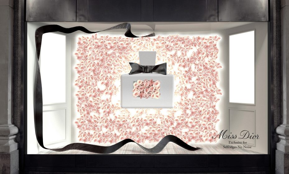 Miss Dior : Selfridges