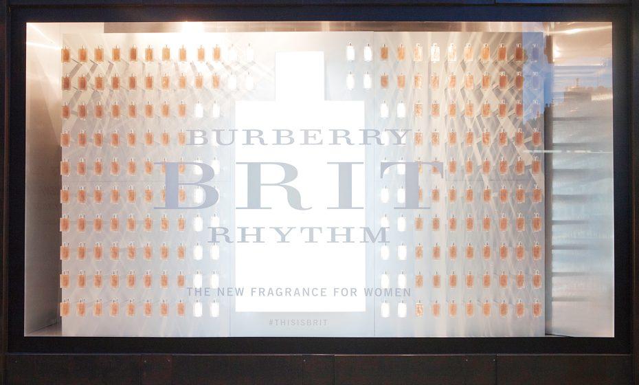 Burberry -Brit Rythm