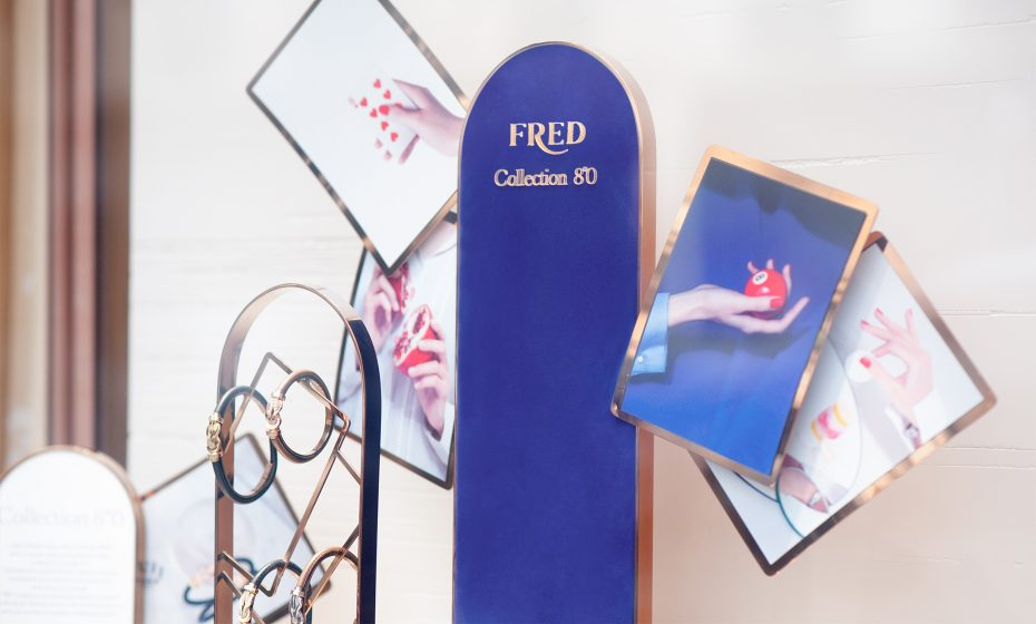 Scenography Fred : Define your luck !