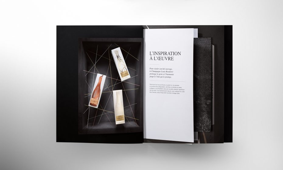 Design Louis Roederer Press Release Chic Agency