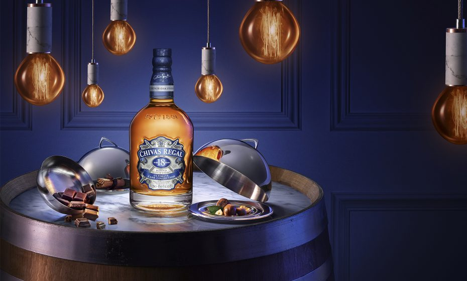 chivas ultimate cask collection oak